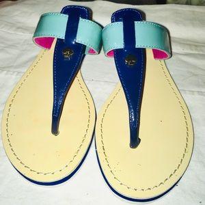 Kate Spade Flats Sandals Size 5